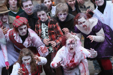 UC Davis Study: Zombie Fads Tied To Feelings Of Disempowerment, Economic ... - CBS Local   Zombie Mania   Scoop.it