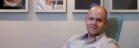 Daniel Ek, Spotify : « Je n'arnaque personne » | Musique Digitale & Streaming Musical | Scoop.it