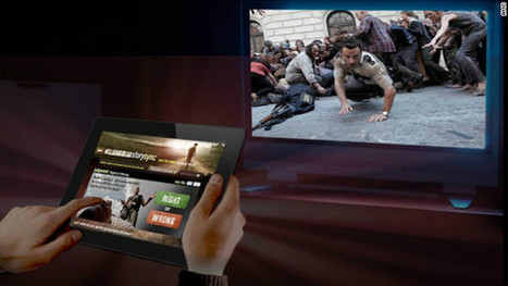Twice as much TV? How networks are adapting to the second screen | 3D animation transmedia | Scoop.it