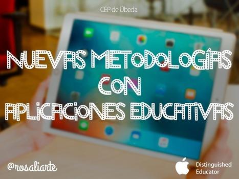 Nuevas metodologías con aplicaciones educativas | formation des enseignants maroc | Scoop.it