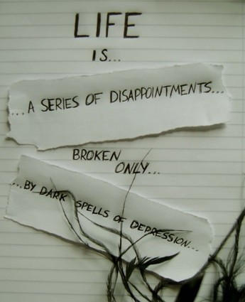 Life Is Sometimes Only Darkness | The Best Quotes Of All Time | Scoop.it