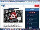 L'accessibilité numérique | Sociologie du numérique et Humanité technologique | Scoop.it