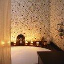 8 astuces simples pour transformer votre salle de bain en spa - Marie Claire Maison | mobilier salle de bain | Scoop.it