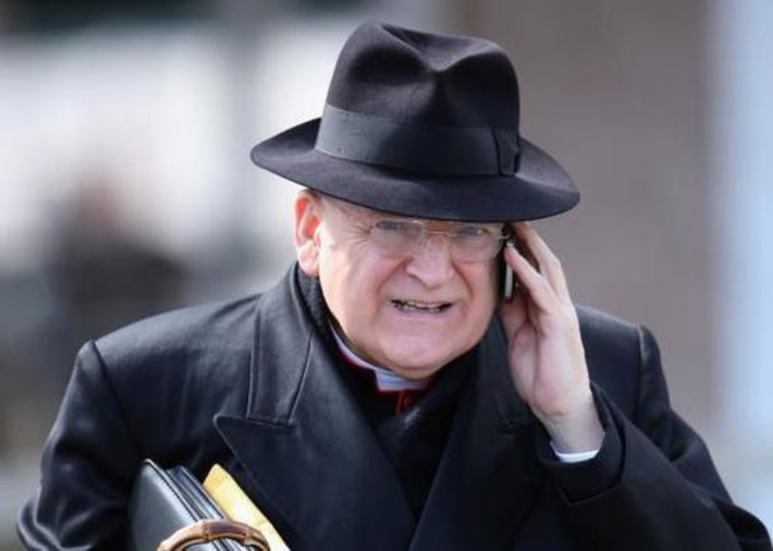 """American Cardinal Blames Women for """"Feminizing"""" the Catholic Church 