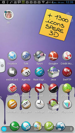 TSF Shell Theme C3D HD v1.2 | ApkLife-Android Apps Games Themes | Android Applications And Games | Scoop.it