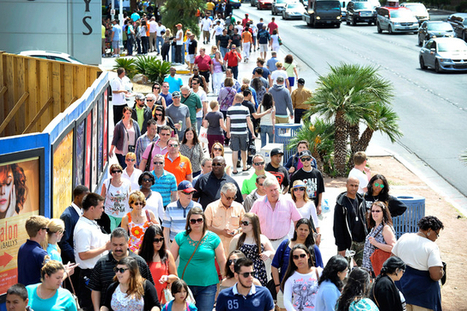 Vegas tourism is hot, hot, hot — visitation rises for third straight month | Tourism Today & Tomorrow | Scoop.it