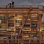Bibliothèques idéales Jean Francois Rauzier Hyperphoto | Daring Ed Tech | Scoop.it