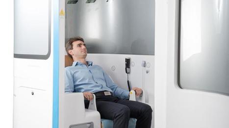 La cabine de télémédecine, un précieux gain de temps | 8- TELEMEDECINE & TELEHEALTH by PHARMAGEEK | Scoop.it