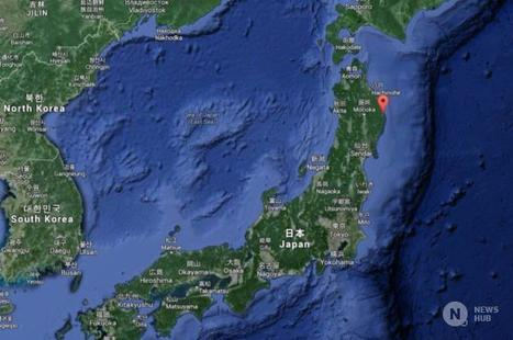 Japan Quake Map - Earthquakes in the past 7 days | FUKUSHIMA INFORMATIONS | Scoop.it
