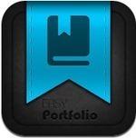 Easy Portfolio - Create Student Portfolios on Your iPad | Mobile (Post-PC) in Higher Education | Scoop.it