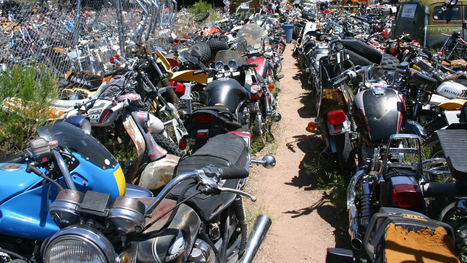How To Prevent Your Motorcycle Being Stolen - RideApart | Desmopro News | Scoop.it