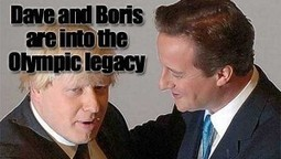 Dave And Boris Insist Olympic Legacy Lives On. Sure It Does, Sure It Does | News From Stirring Trouble Internationally | Scoop.it
