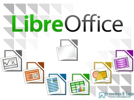 Le site du jour : le guide de LibreOffice 3.5 | Time to Learn | Scoop.it