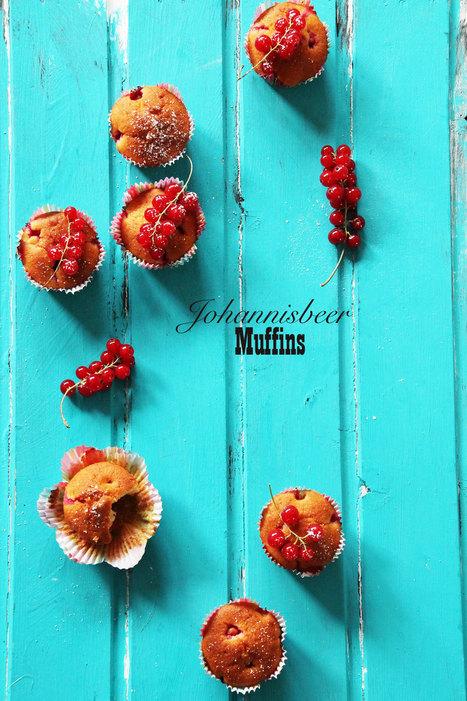 Johannisbeer – Muffins – Frau Zuckerstein. | Brownies, Muffins, Cheesecake & andere Leckereien | Scoop.it