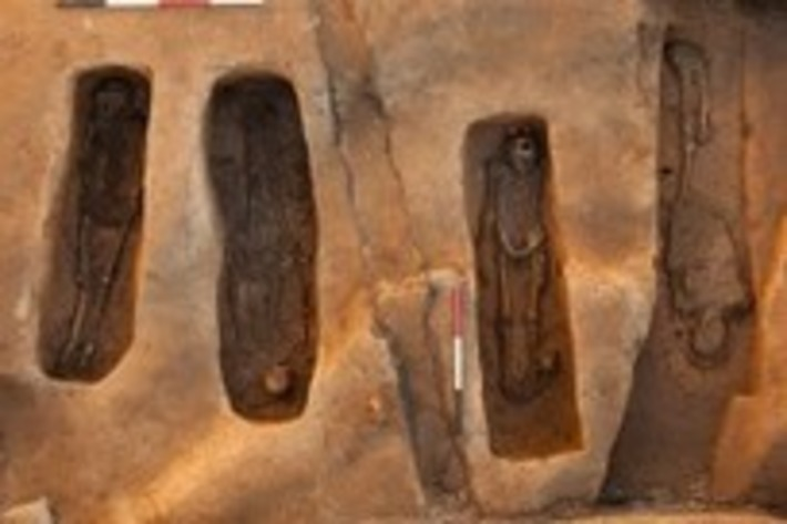 Jamestown excavation unearths four bodies — and a mystery in a small box | Cultural History | Scoop.it
