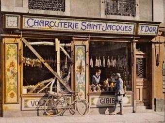 Autochromes de la Première Guerre mondialeII | Passé Simple | Scoop.it