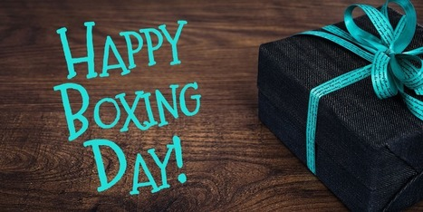 How the Story of Good King Wenceslas and Boxing Day Traditions Apply to Your Business | The Content Marketing Hat | Scoop.it