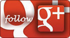 Follow on Google+ Icon.