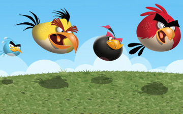 How Angry Birds Conquered Casual Gaming | Transmedia: Storytelling for the Digital Age | Scoop.it