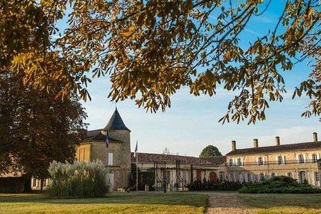 Le château de Portets, une étape passion pour la reprise du club Édouard Féret. | Bordeaux Gazette | Scoop.it