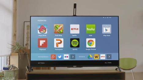 Voici comment une startup transforme n'importe quel écran en TV connectée sous Android - FrAndroid | Outils et pratiques innovantes de formation | Scoop.it