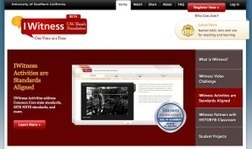 IWitness: A Free Way To Bring Educational Videos Into Your Classroom - Edudemic | ILearn with Ipads | Scoop.it