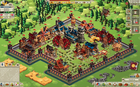 Play GOODGAME EMPIRE free   Zoxy Games   Myfrog