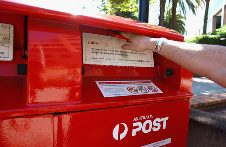 Australia Post Is The Most Recent Target For Privatisation As The Government Tries To Pay Down Debt   Global Logistics Trends and News   Scoop.it