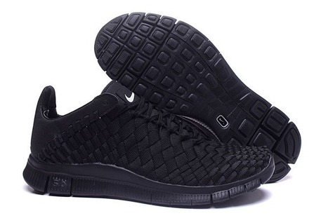 e25d2a6e7d0cd Nike Free Runs 5.0 Inneva Woven Tech SP Black Men  nikefree-111  -