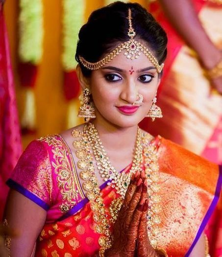 Wedding Rituals Typical to Telugu Brahmin Weddi