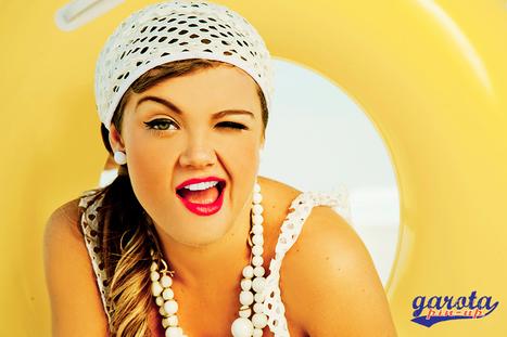 Caren Sousa é Garota Pin Up deste mês, vamos espiar!!! @garota_pinup | Garota Pin-Up | Scoop.it