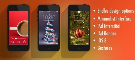 6 Christmas App Templates : Get Ready For The Holidays! | Mobile App Development | Scoop.it