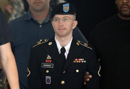 The courage of Bradley Manning will inspire others to seize their moment of truth | Culture, Humour, the Brave, the Foolhardy and the Damned | Scoop.it