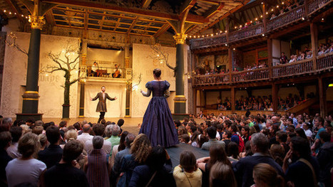Writers' theatre - Shakespeare's Globe | Music, Theatre, and Dance | Scoop.it