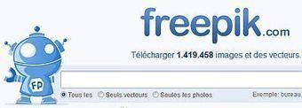 Un moteur de recherche de ressources graphiques libres - Freepik   Mes ressources personnelles   Scoop.it