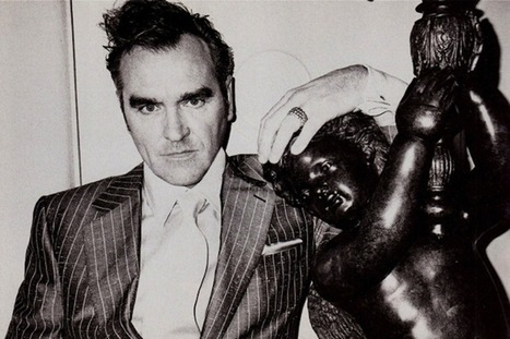 Morrissey's 'World Peace Is None of Your Business' Track List May Top Its Title | Music News, Social Media, Technology | Scoop.it