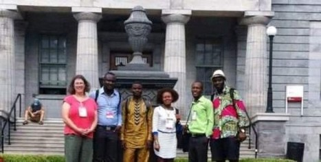 Des étudiants haïtiens défendent un projet de vulgarisation et de valorisation des savoirs locaux au Forum social mondial 2016 à Montréal   Science ouverte - Open science   Scoop.it