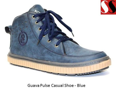 Buy Designer Guava Pulse Casual Shoes Online  16206c4b3cf