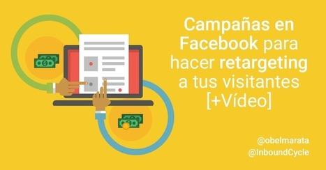 Cómo crear campañas en Facebook para hacer retargeting a tus visitantes [+Vídeo] | #SocialMedia, #SEO, #Tecnología & más! | Scoop.it