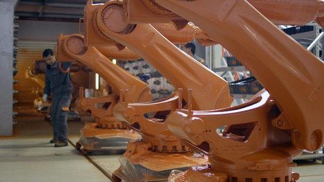 Cheaper Robots, Fewer Workers   African futures fun   Scoop.it