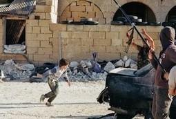 Syria 'Hero Boy' Video Revealed to be Government Propaganda   Saif al Islam   Scoop.it