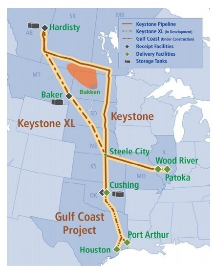 Keystone XL pipeline approved as environmentally sound | MINING.com | Sustain Our Earth | Scoop.it