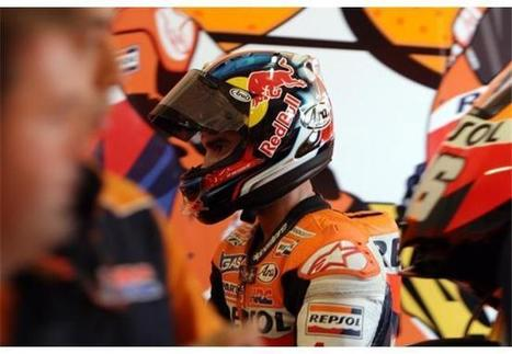 Pedrosa stays in Honda | MotoGP World | Scoop.it