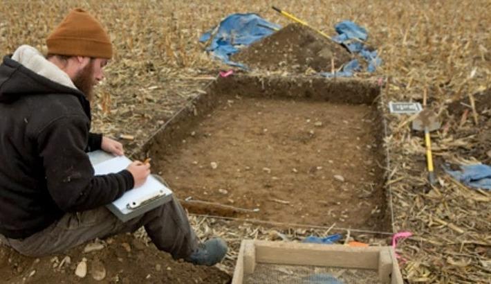 Dig seeks traces of Revolutionary War battlefield | The Archaeology News Network | Kiosque du monde : Amériques | Scoop.it