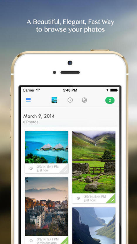 PhotosPro - Photos app reinvented. (Photography) | Information Economy | Scoop.it