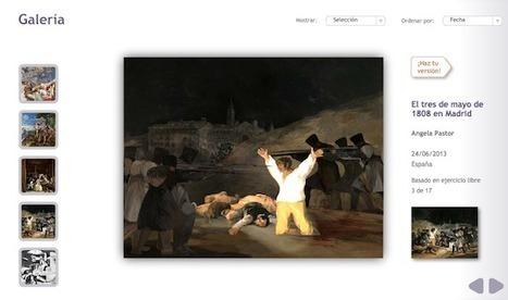 Artecompo, aprende a leer la pintura | Rincón didáctico de Ciencias Sociales | Enseñar Geografía e Historia en Secundaria | Scoop.it