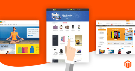 All You Need to Know About Magento Themes | Tutorials & News | Scoop.it