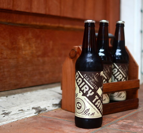 New collaboration beer puts the 'creamy' in milk stout - Los Angeles Times | The Art of Beer | Scoop.it