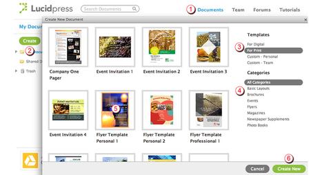 Lucidpress Tutorials   Apps   Scoop.it