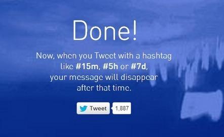 [Twitter] Avec Twitter Spirit, vous pouvez publier des Tweets qui s'autodétruisent | Communication - Marketing - Web_Mode Pause | Scoop.it